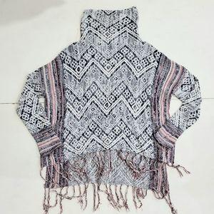 Mossimo Aztec Sweater
